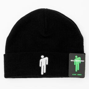 Billie Eilish Beanie Hat – Black,