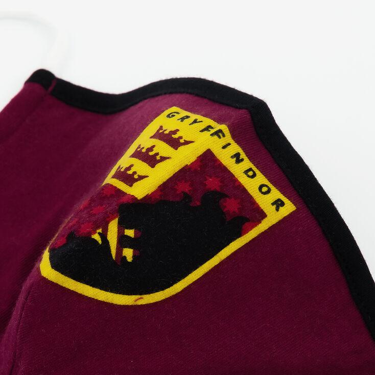 3 Pac Harry Potter™ Burgundy Cloth Face Mask – Child medium/large,