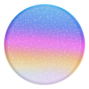 Glitter Aura Visions PopSockets Swappable PopGrip,