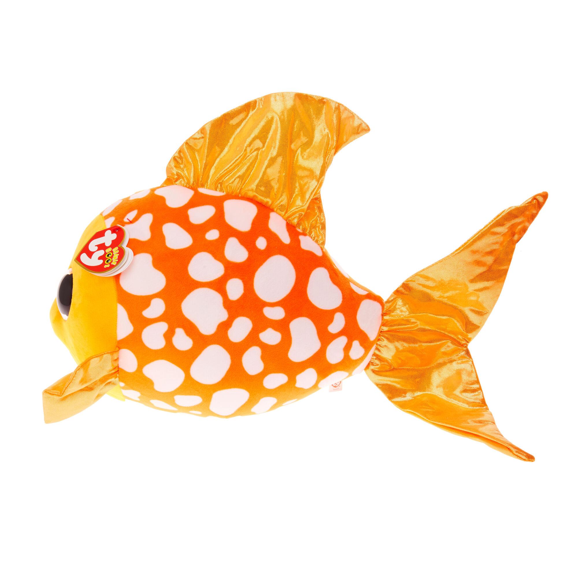 Grande peluche ty beanie boo sami le poisson clown for Poisson clown prix