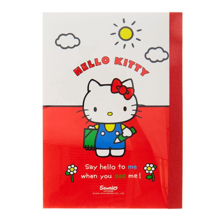 Carnet A5 Hello Kitty,