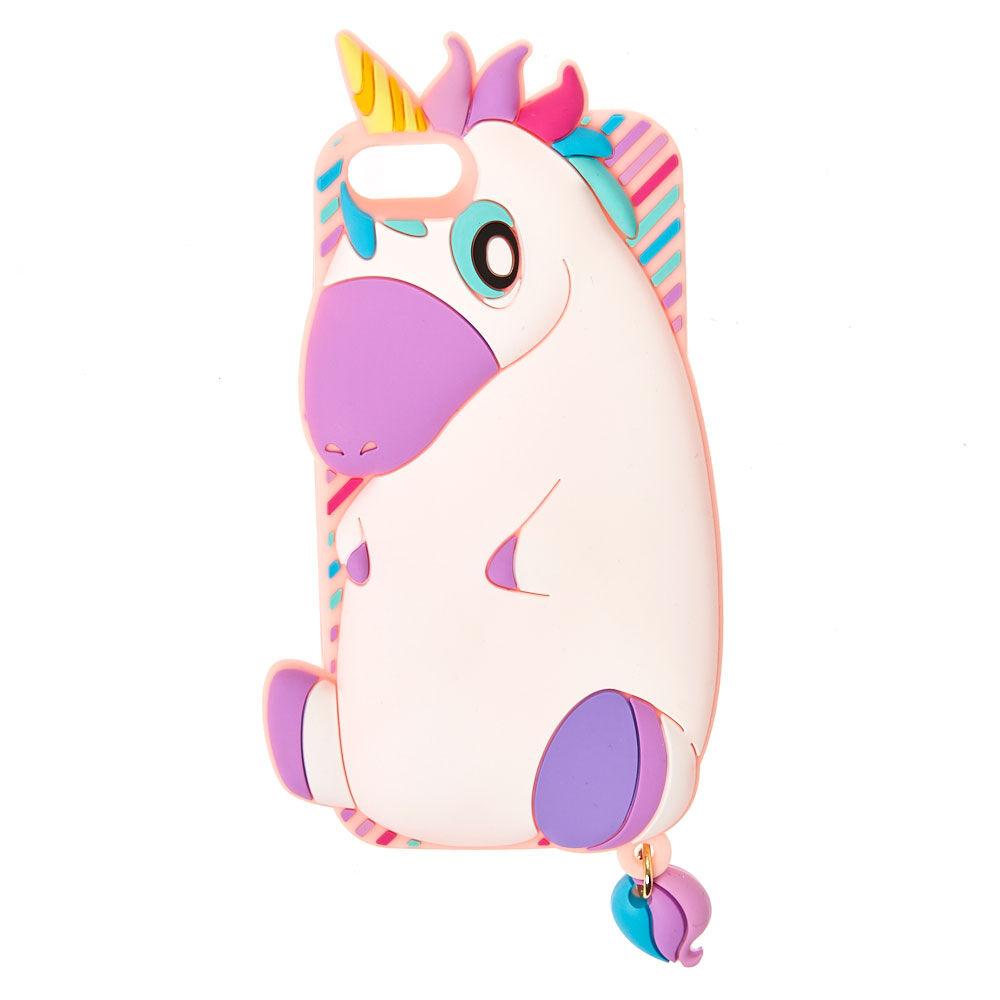 Pastel Unicorn Protective Case for
