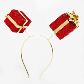 Christmas Presents Deely Bopper Headband,