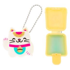 Pucker Pops Lucky Cat Lip Gloss - Bubblegum,