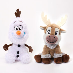 ©Disney Frozen 2 Olaf or Sven Plush Toy – Styles May Vary,