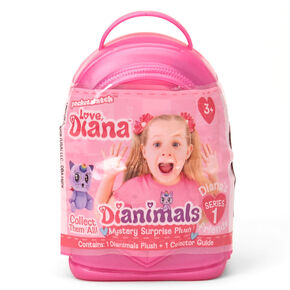 Peluche surprise Love, Diana™ Dianimals Mystery – Série 1,