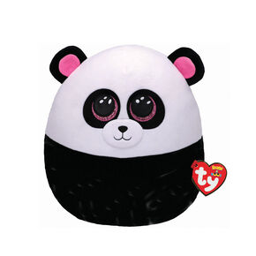 Ty® Squish-A-Boo Bamboo the Panda Soft Toy,