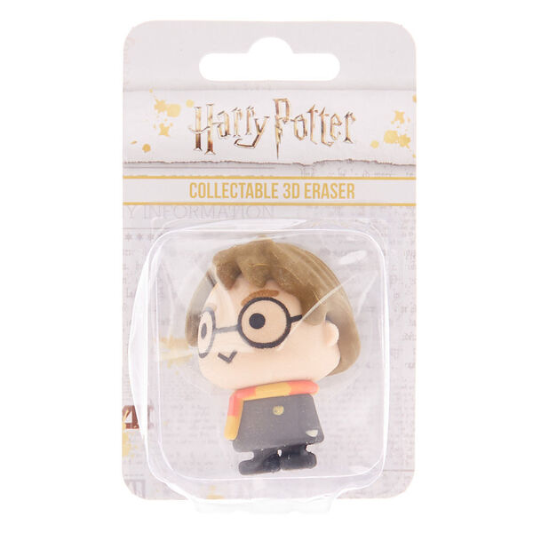 Claire's - harry potter™ collectable 3d eraser - 2