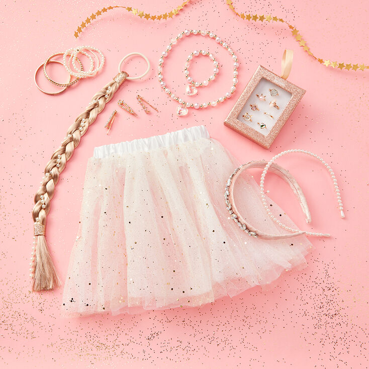 Claires Club Pink Gold Dress Up,