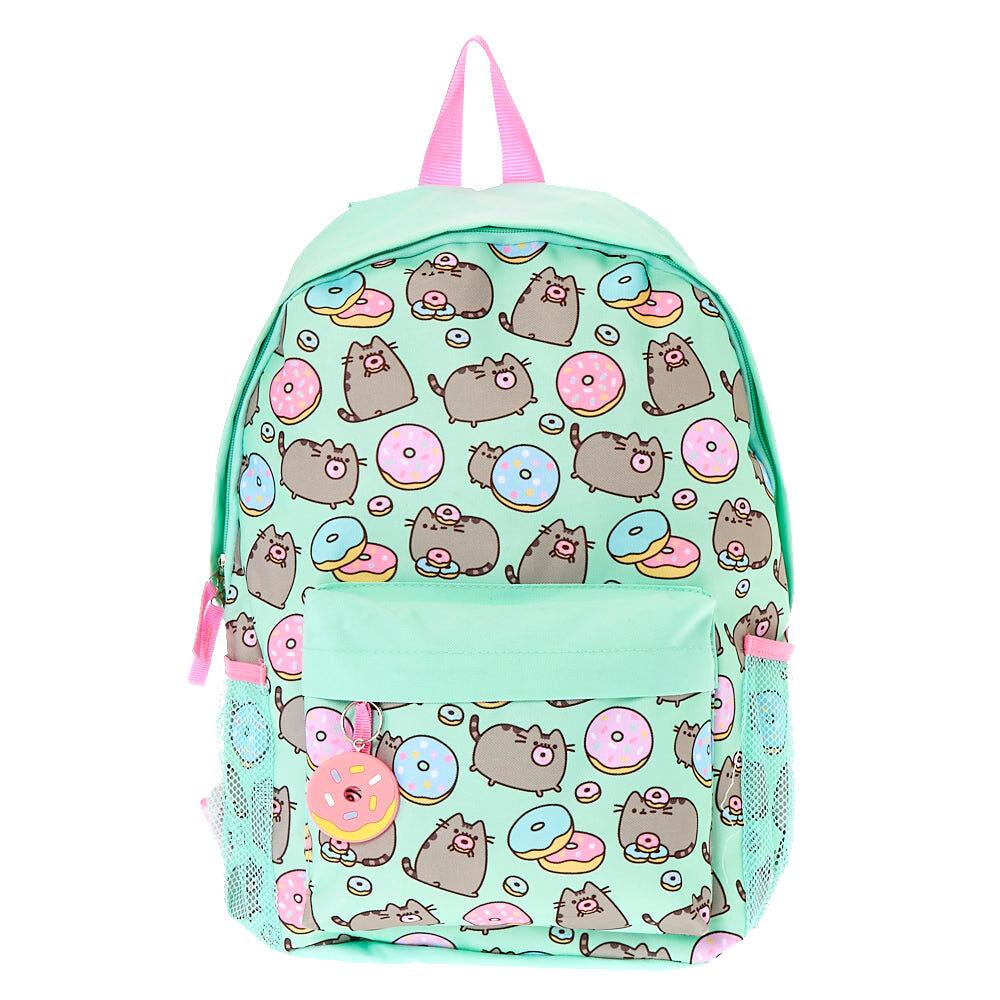 Pusheen© Donut Print Backpack
