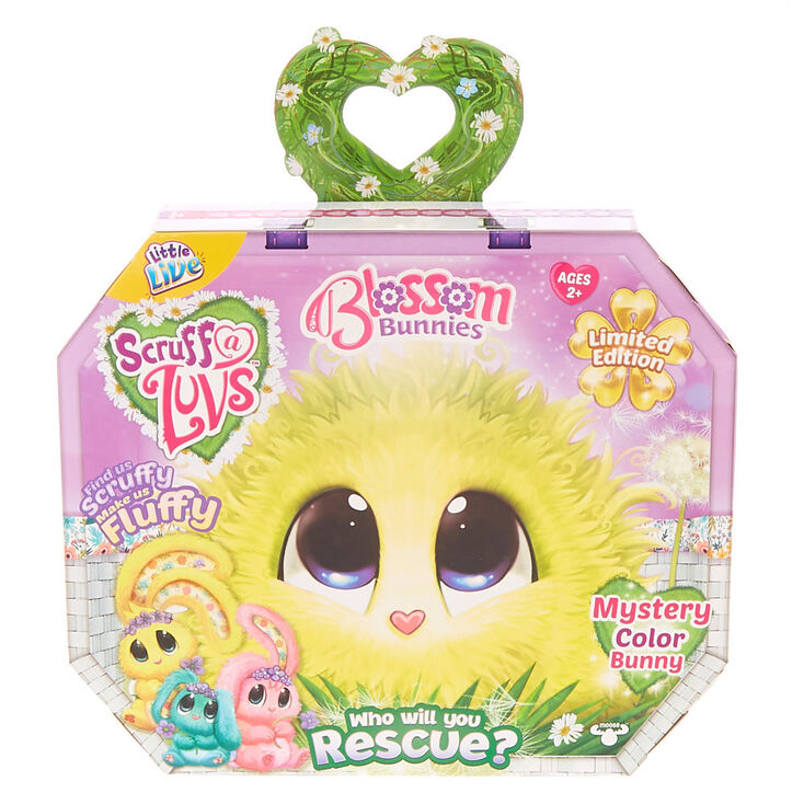Little Live Pets Scruff-a-Luvs™ Blossom Bunnies Surprise Plush Toy