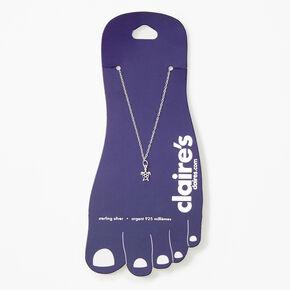 Bracelet de cheville en chaîne tortue couleur argentée,