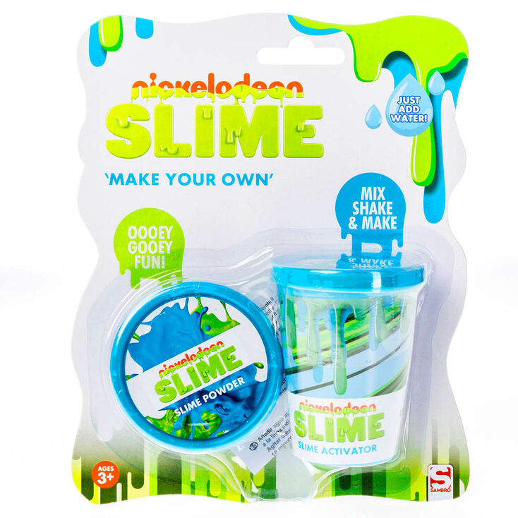 nickelodeon make your own slime claire s
