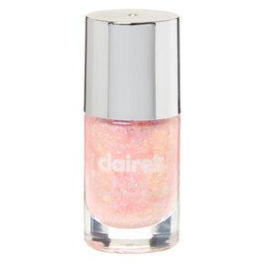 Iridescent Shimmer Nail Polish - Pink,