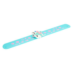 Trixie the Fox Slap Bracelet - Mint,