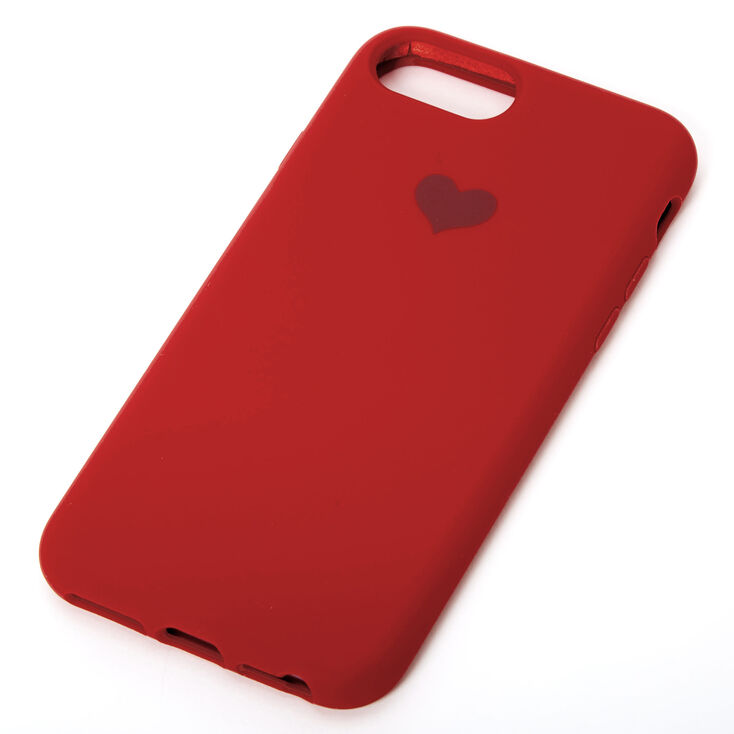 Red Heart Phone Case - Fits iPhone 6/7/8/SE,