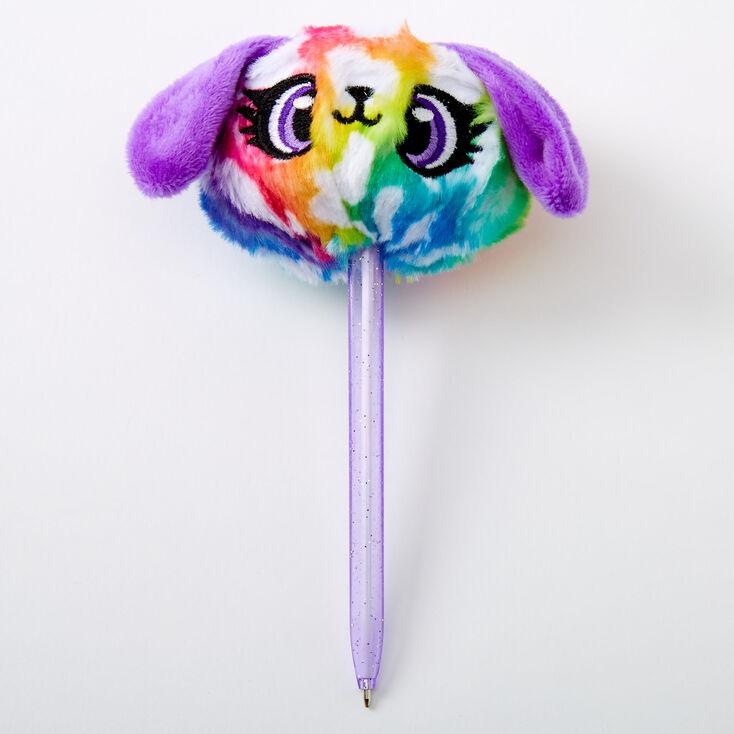 Dottie the Puppy Rainbow Plush Pen,