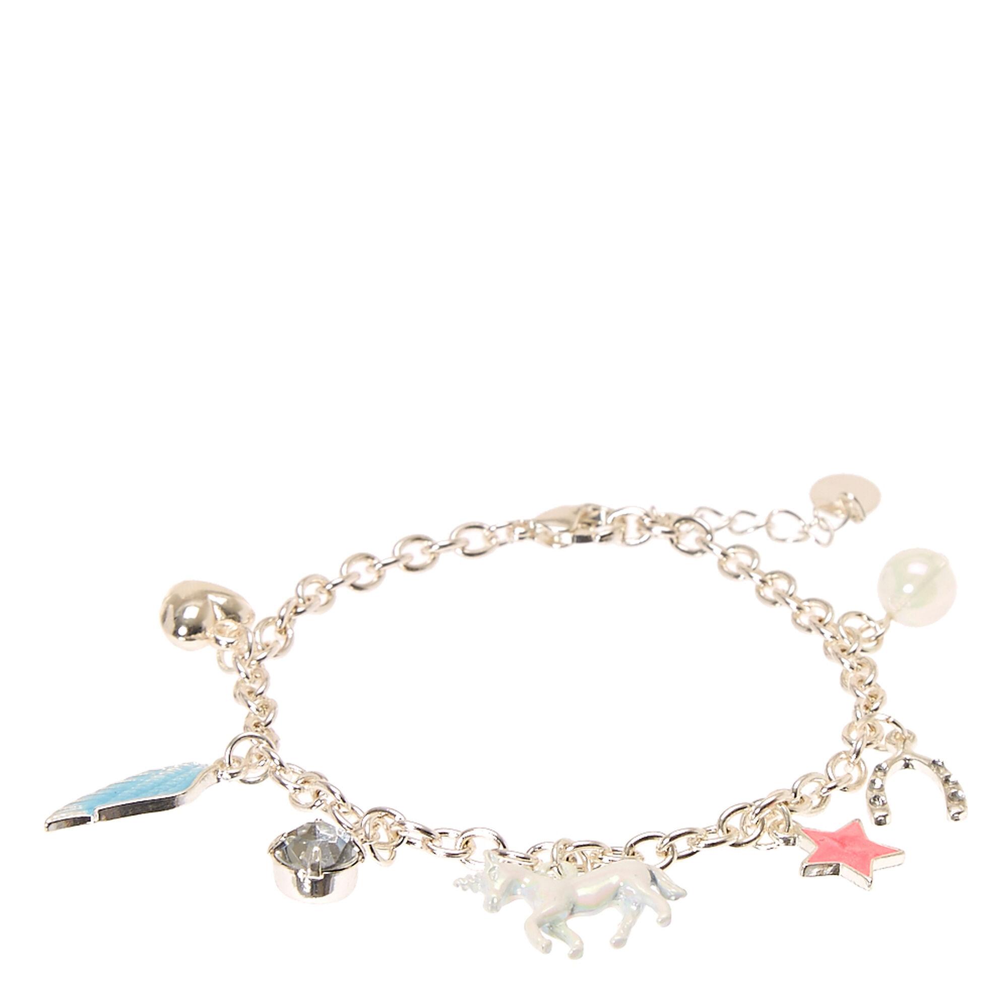 Unicorn Dream Charm Bracelet