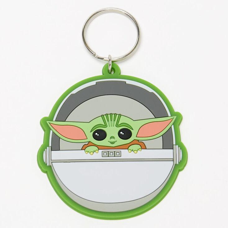 Star Wars™: The Mandalorian the Child Keychain - Green,