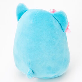 "Squishmallows™ 5"" Puppy Dog Plush Toy - Aqua,"