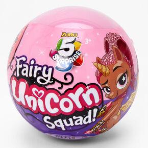 5 Surprises™ Fairy Unicorn Squad! Blind Bag,