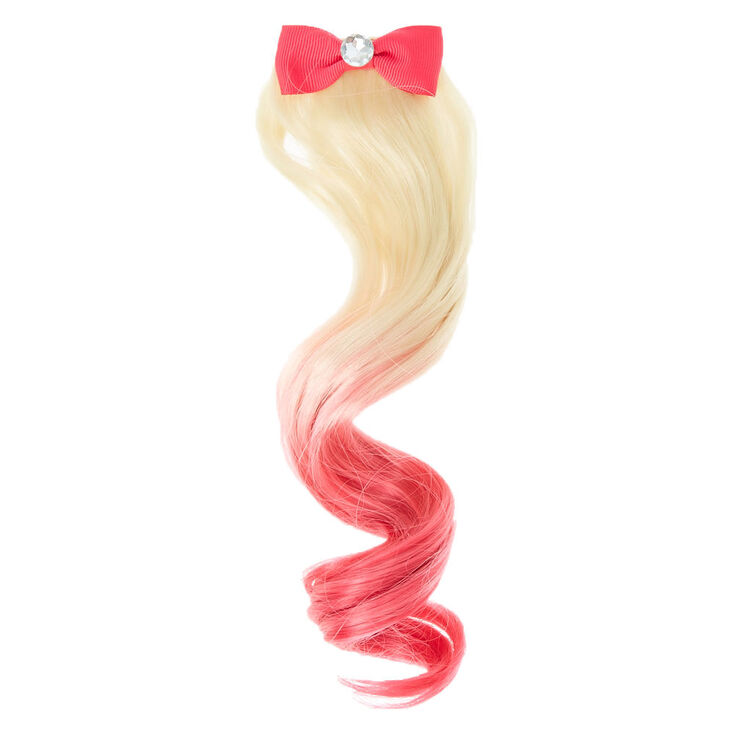 Whimsical Faux Hair Extensions Compare Bluewater