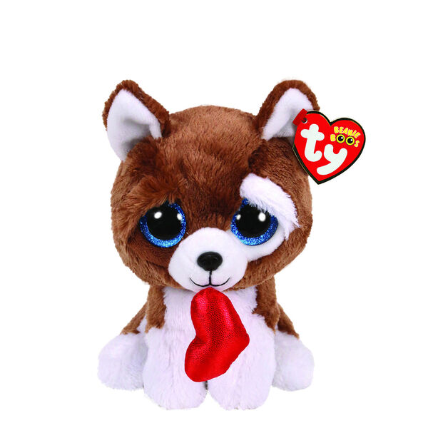 Claire's - tybeanie boo small smooches the dog soft toy - 1