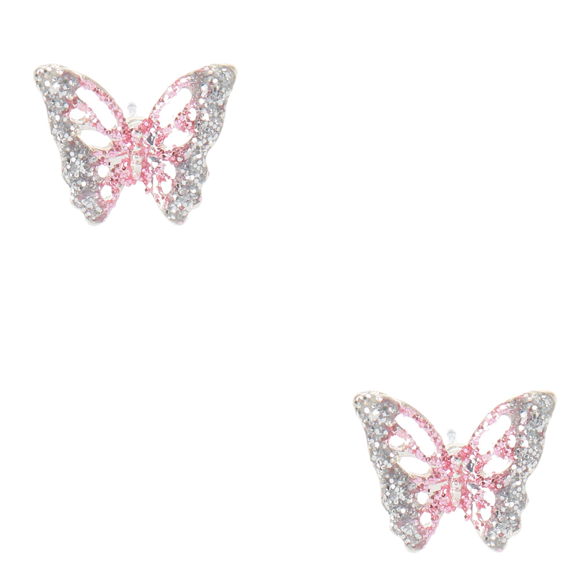 steel butterfly for ablaze stud jewelry titanium stainless gp wholesale retailers products gold rose earrings