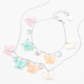 Claire's Club Butterfly Jewelry Set - 2 Pack,