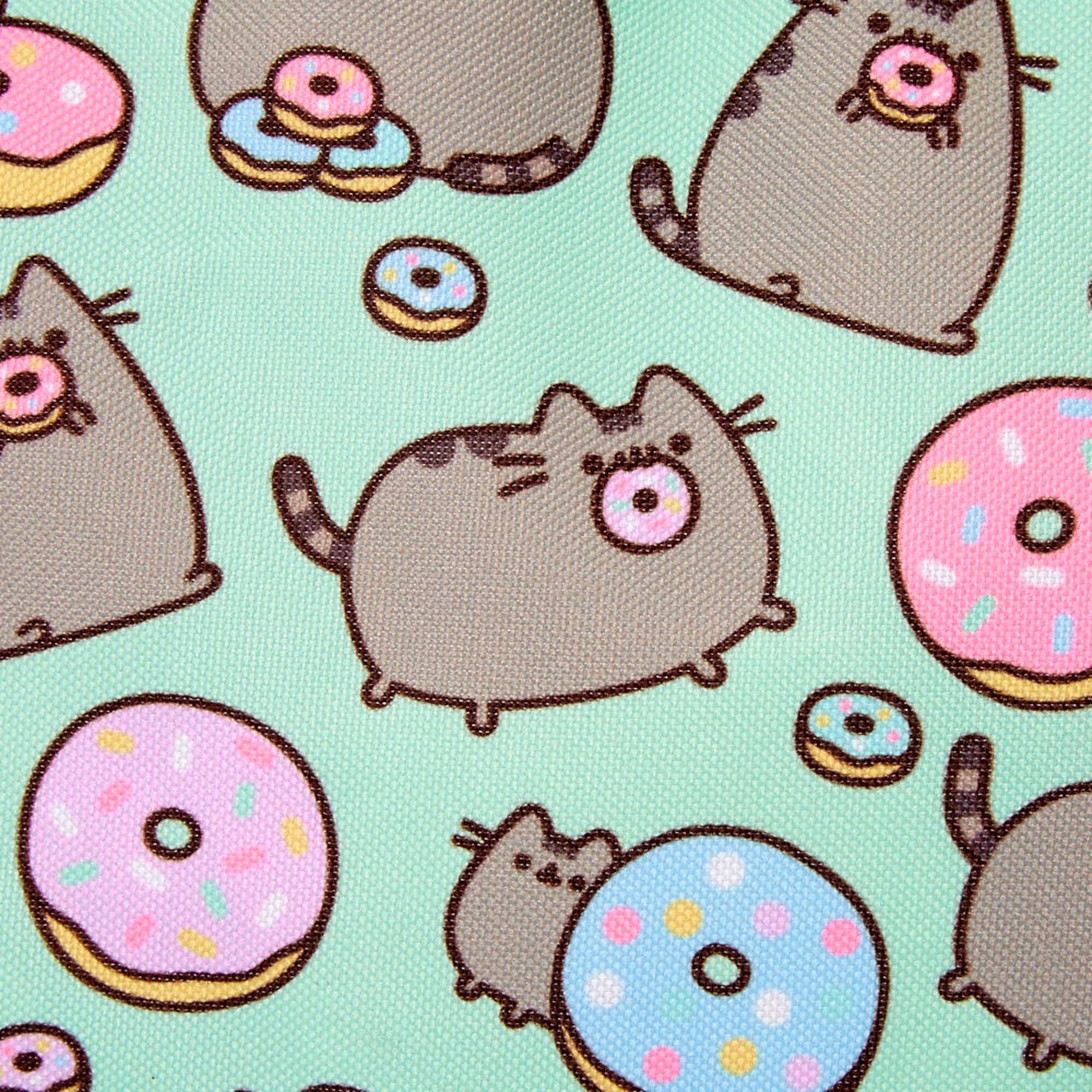 Pusheen Donut Print Backpack | Claire's US