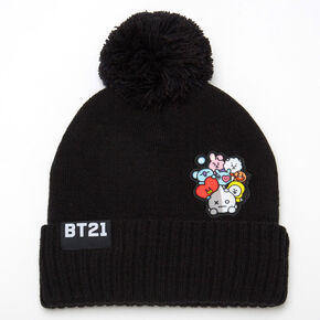 Bonnet BT21© - Noir,