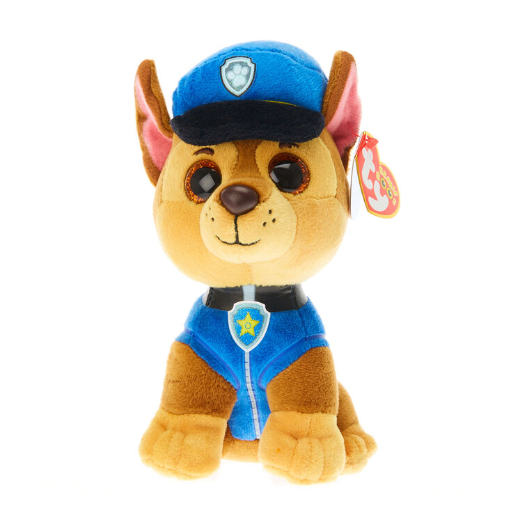 Ty Beanie Boo Paw Patrol Small Chase Plush Toy  1db1f4e5cbc