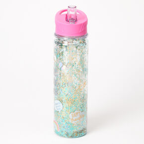 Happy Thoughts Shaker Water Bottle,