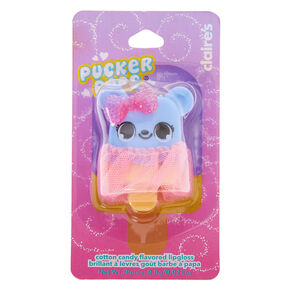 Pucker Pops Mouse Tutu Lip Gloss - Cotton Candy,