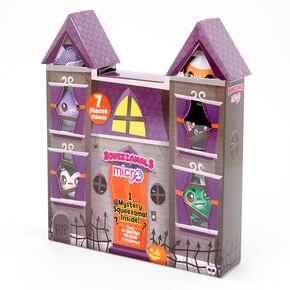 Squeezamals® Micro Haunted House Plush Toys Blind Bag - Styles May Vary,