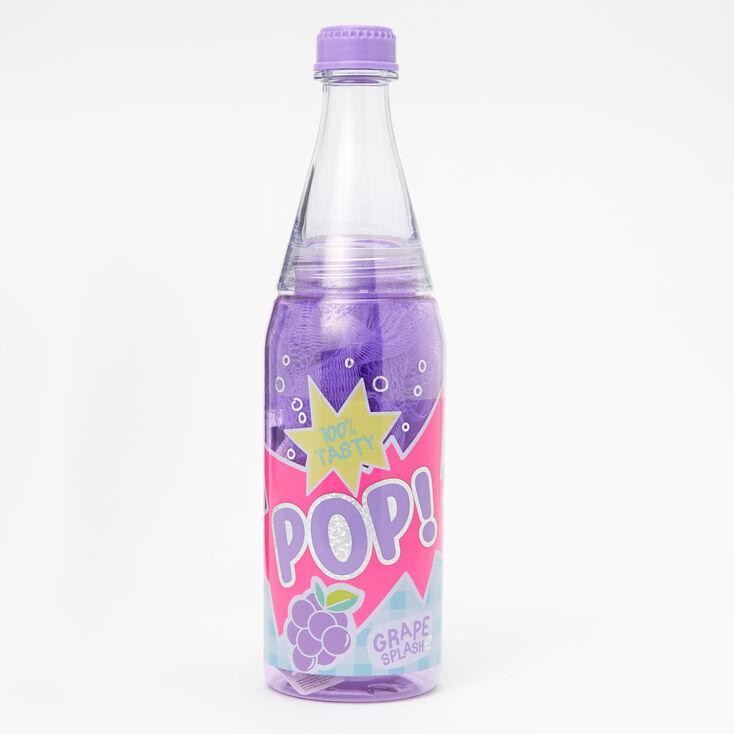 POP! Soda Bottle Bath Set - Grape Splash,