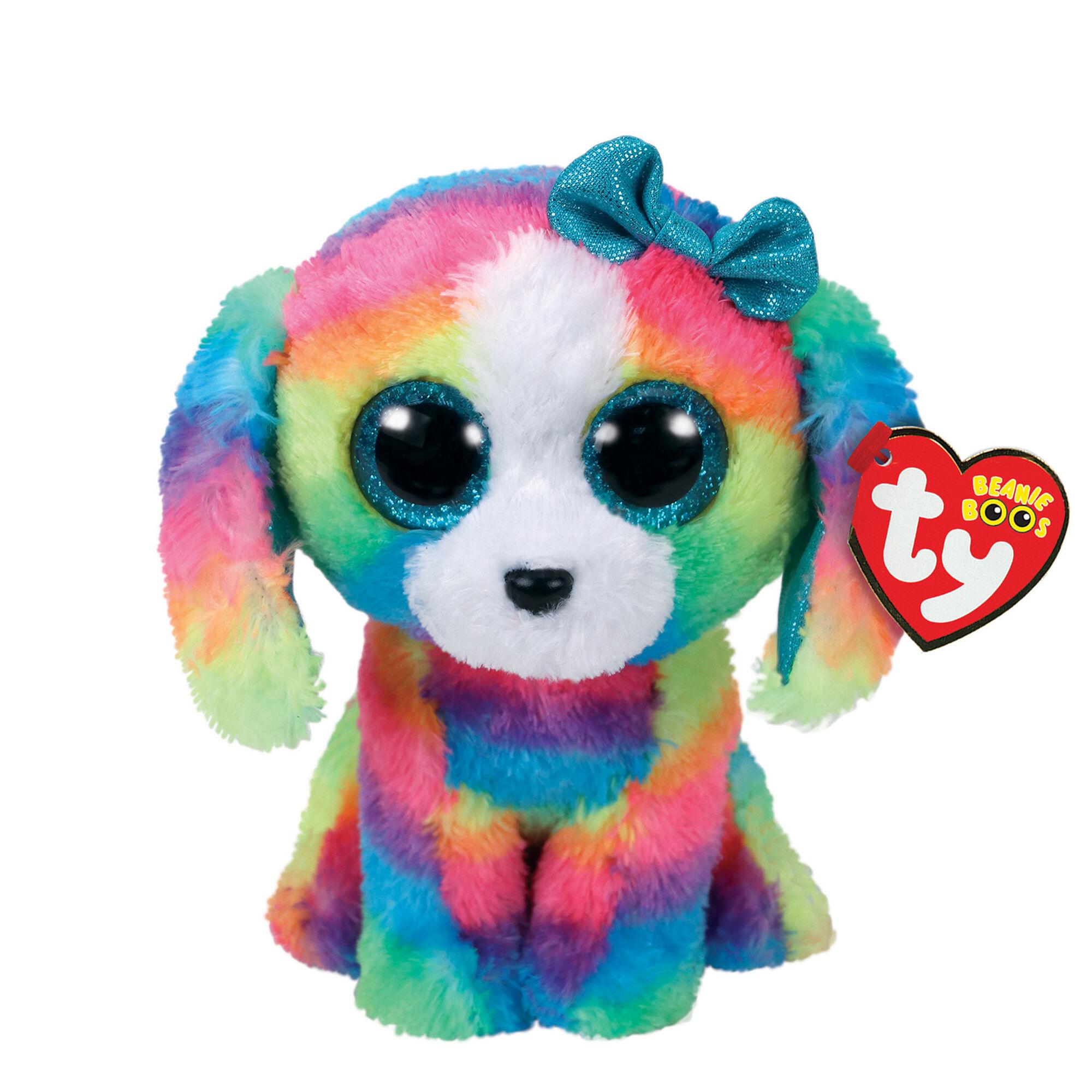 ... Ty Beanie Boo Small Lola the Dog Plush Toy 798311bac97