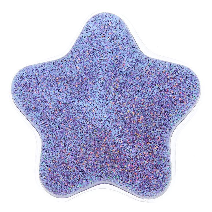 Cosmic Star Silicone Blending Sponge - Purple,