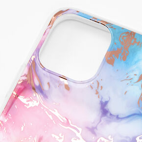 Gold Rainbow Marble Phone Case - Fits iPhone 11 Pro Max,
