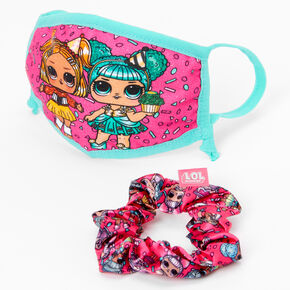 L.O.L. Surprise!™ Doll Print Face Mask Set – Adjustable,