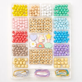 Story Magic™ Wooden ABC Beads Set,