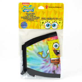 SpongeBob SquarePants Cloth Face Mask – Adjustable,