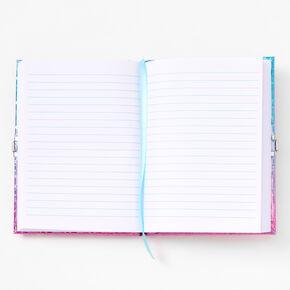 Panda Bubble Tea Lock Diary,