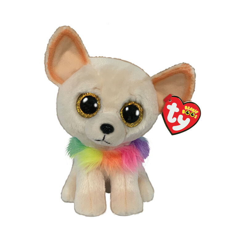 Ty Beanie Boo Small Chewey the Chihuahua Soft Toy,