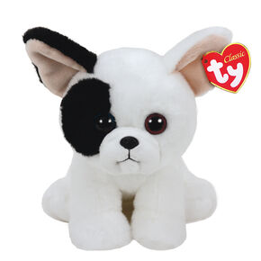 Ty® Beanie Baby Mujeek the French Bulldog Plush Toy,