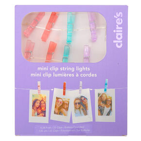 Mini Clip String Lights,