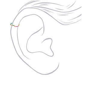 Cartilage Earrings & Jewellery | Claire's