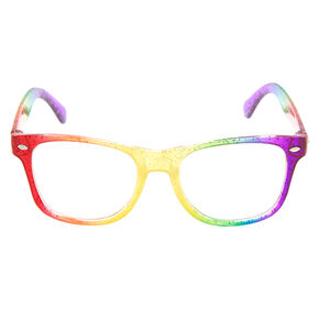 b1b04a5957 Claire s Club Rainbow Ombre Frames