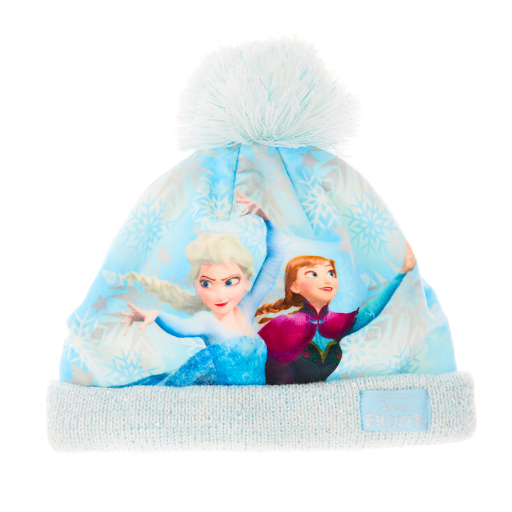 Bonnet à sequins La Reine des Neiges de Disney,