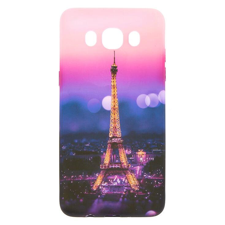 check out 0d9fb 2d2df Paris Sunset Phone Case - Fits Samsung Galaxy J5